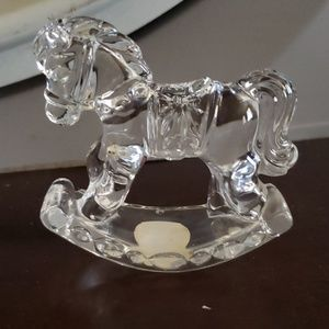 Princess House Mini  Rocking Horse
